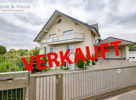 Provisionsfrei! Großes Einfamilienhaus mit Einliegerwohnung in Bonn-Dransdorf