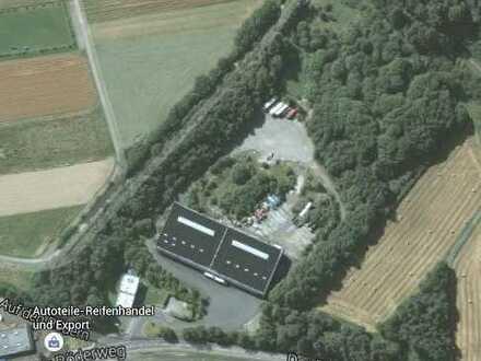 Lager/Abstellplatz 4000 m² (teilbar ab 500 m²)