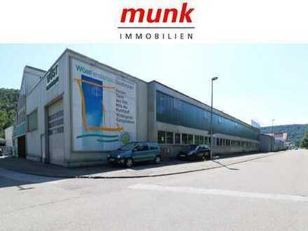 Produktion/Fertigungshalle in Blaubeuren