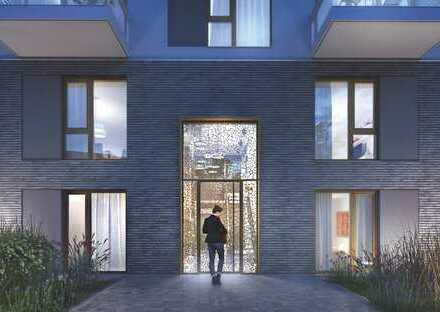 Lichtdurchflutete 4-Zimmer Wohnung im Paul Gerhard Quartier - optimal geschnittene 104qm Neubau