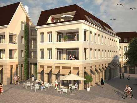 """4 Zimmer ganz oben   """"Neue Mitte""""   (3.3.1)"""