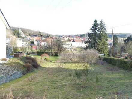 Voll erschlossenes Baugrundstück in zentraler Lage von Ottweiler-OT zu verkaufen