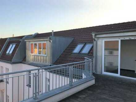 VIDEO:3 Zimmer DG Maisonette mit Terrasse in Wittenau