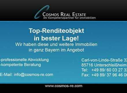 ** Bestlage - Mehrfamilienhaus im Zentrum von Nürnberg - DG-Ausbau möglich**