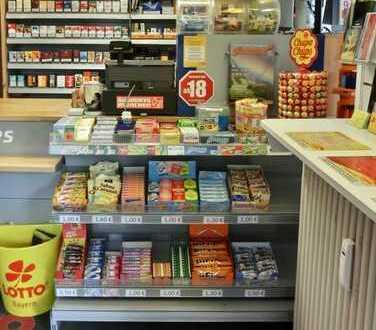 Lotto-Tabak-Presse Schreibwarengeschäft in zentraler Lage!