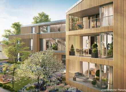 Erstbezug: Helle 3 Zimmer-Wohnung in Poppenbüttel