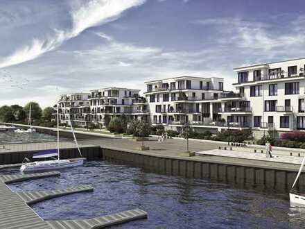 Exklusives Wohnen am Gehlsdorfer Nordufer
