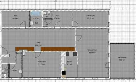 Preiswerte 4-Zimmer-Wohnung mit Balkon und EBK in Bielefeld