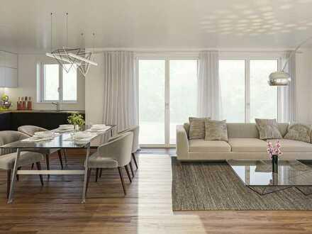 Schöne 2-Zimmerwohnung mit großem Balkon!