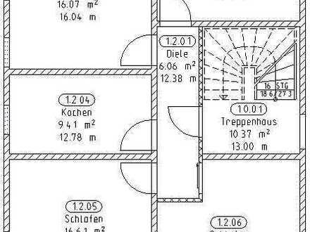 3-Zimmer-Wohnung in Apolda - ab sofort - Provisionsfrei