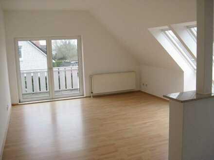 +++ ab 01.09.2020 bezugsfrei +++ Studioartige 1,5 Zi-Wohnung mit Balkon in Elsfleth