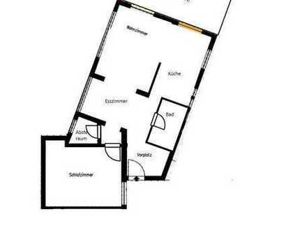 Schöne 2,5 Zimmer Wohnung in Grafenau