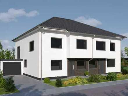 Moderne und familienfreundliche Doppelhaushälfte in toller Südlage - Euskirchen, Flamersheim