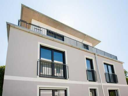 Neuwertige Penthouse-Wohnung in Kempten, zentrumsnah