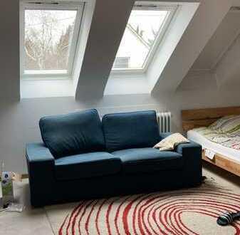 3-Zimmer Küche Bad Balkon, geeignet für 3er WG, mit Einbauküche und Spülmaschine