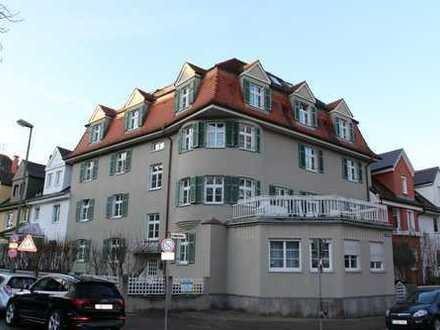 Wohnen im historischen Bürgerhaus ** 3 ZKB ** Nähe Wertach