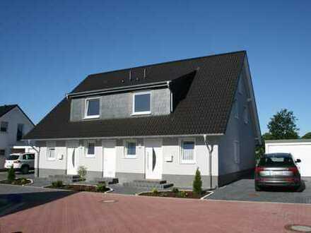 Familienfreundliche Doppelhaushälfte in ruhiger Lage in Brechtorf
