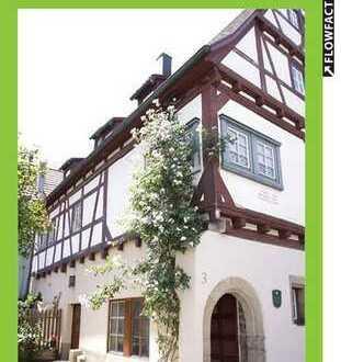 Schöne Maisonette-Wohnung in der Innenstadt von Bönnigheim (vermietet)