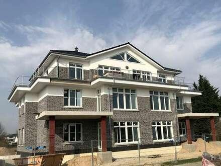 Exklusive, schwellenlose 3-Zimmer-Wohnung in einem detailverliebten Neubau