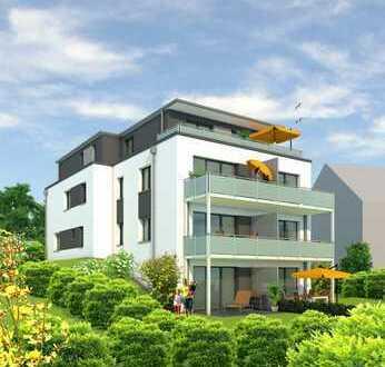 Neubauvorhaben HH-Rönneburg: 3-Zi-ETW im EG als Maisonette, Balkon, Terrasse, Garten