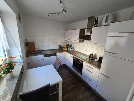 2,5-Raum-Terrassenwohnung und Einbauküche in Bad Herrenalb-Rotensol