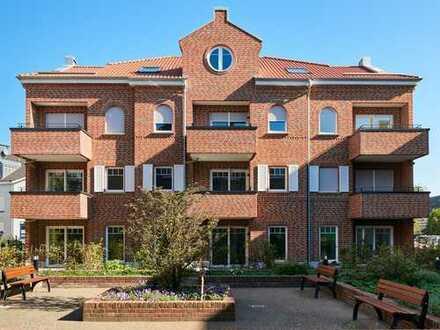 Erstbezug: Zentrale, sehr helle und tolle 3-Zimmer-Terrassenwohnung am Rheder Bach