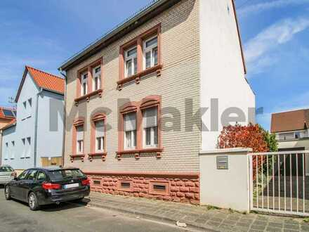 Ideale Gelegenheit: 2 Wohneinheiten mit Potenzial in gefragter Lage von Oggersheim