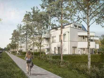 WE 13 Erstbezug, zentral gelegene 2 Raum Erdgeschoss Wohnung mit Terrasse