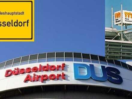 Düsseldorf-Lohausen: Etabliertes Messe- und Flughafenhotel -ablösenfrei-
