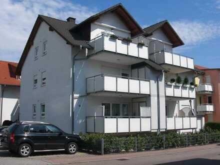 Sonnige Dachgeschoss-Wohnung in Eggenstein