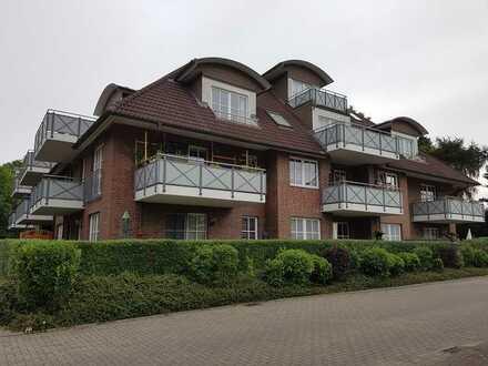 große 3-Zimmer-Wohnung in Raben Steinfeld mit zwei Balkone zu vermieten