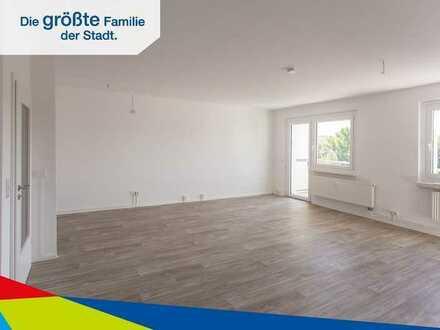 Familien Aufgepasst, wir bauen für Sie um!! Schöne 5-Raum-Whg. in Chemnitz