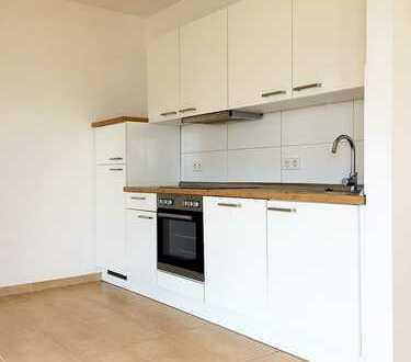 Schöne und geräumige 2-Zimmer Wohnung in erster Wasserlage