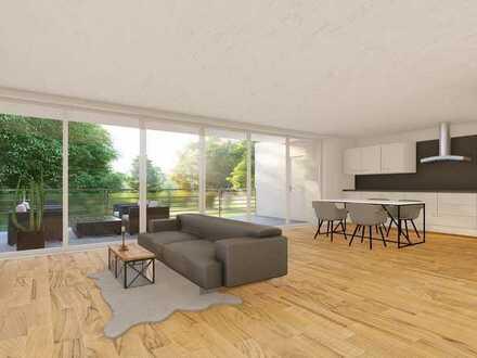 Neubau hochwertige Penthousewohnung in Lahr
