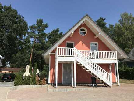 Neubau Wohnung Glowe am Strand ca 250 m zur Ostsee zwei Schlafzimmer Wohn Essz Küche Bad Balkon