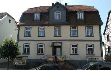 Besonderes Wohn-& Geschäftshaus - Renditeobjekt direkt im Zentrum von Bad Arolsen