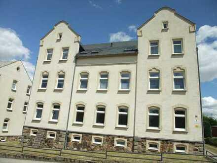 Unbewohnte Eigentumswohnung mit Balkon in Hartmannsdorf (bei Chemnitz)