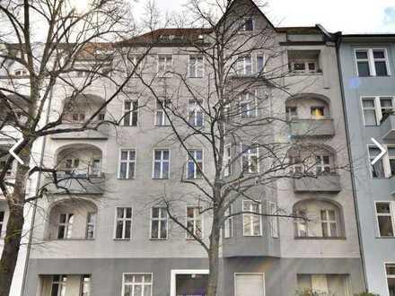 Schöne, geräumige , ruhige drei Zimmer Wohnung in Berlin, Wilmersdorf