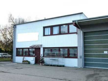 Büro-, Logistik- und Produktionsfläche in Memmingen