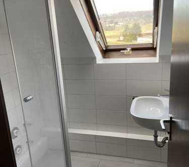 Exklusive, gepflegte 3,5-Zimmer-Dachgeschosswohnung mit Balkon und EBK in Leonberg