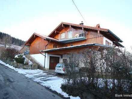 Möblierte und helle 2 Zimmer-Wohnung mit Balkon und Stellplatz - in Missen- Wiederhofen