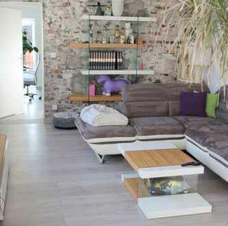 gemütliche Wohnung mit Dachterrasse