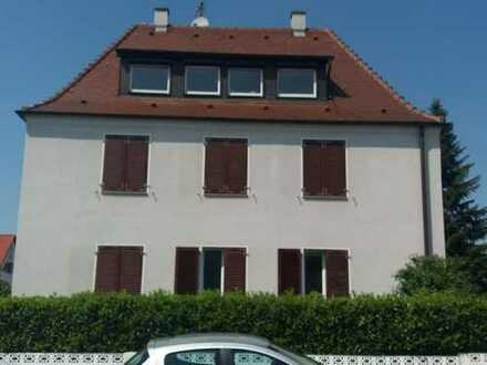 Schöne drei Zimmer Wohnung in Heilbronn, Sontheim mit eigenem Garten