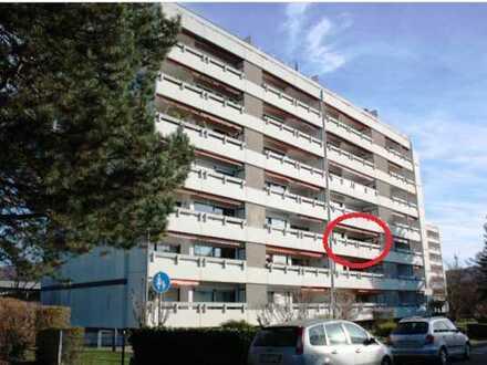Helle, familiengerechte, gut geschnittene 4-Zimmer Etagenwohnung in MFH in Ettlingen-Neuwiesenreben