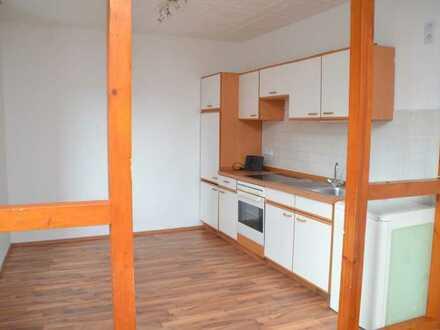 Schöne DG Wohnung direkt an der Nahe in Bad-Münster