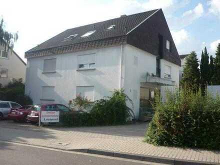 Heidelberg-Rohrbach: Großes, möbliertes 1 1/2 Zimmer-Apartment mit Balkon