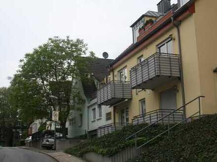 Helle, lichtdurchflutete Maisonette-Wohnung mit Blick auf das Weltkulturerbe Zeche Zollverein