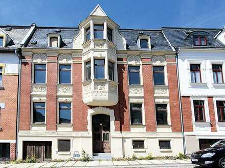 denkmalgeschütztes Mehrfamilienhaus im Zentrum von Falkenstein