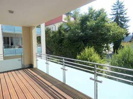 schöne 3-Zimmer Wohnung im 1.Obergeschoss, zentral in Baden-Baden, 2 Balkone, derzeit gut vermietet