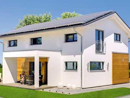 *Neubau schlüsselfertige Doppelhaushälfte* KfW 40, 545 m² Grundstück, Bodenplatte und Markenküche